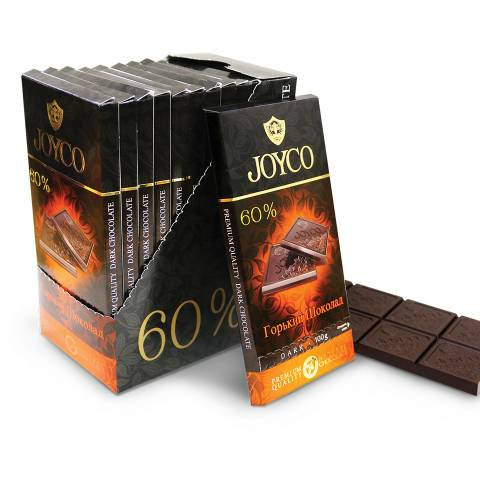 60% Dark Chocolate 100g