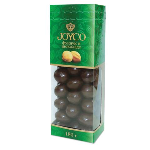 "Dragee ""Hazelnuts in Chocolate"" 180g"