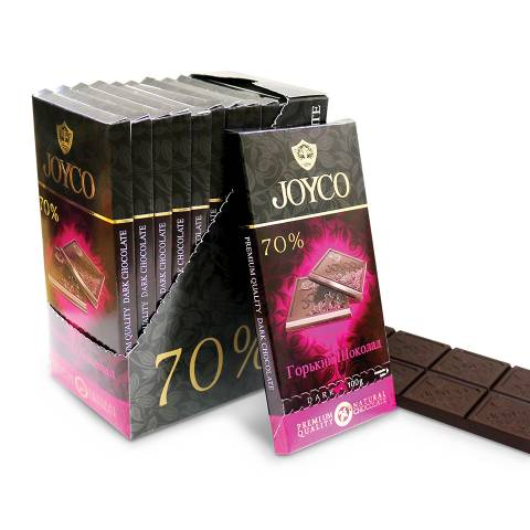 70% Dark Chocolate 100g