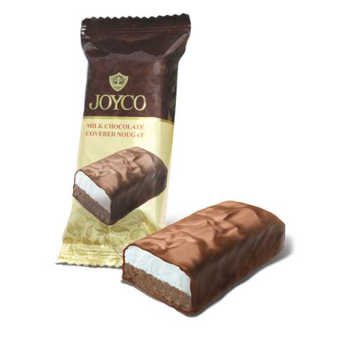 Chocolate Covered Nougat 3kg